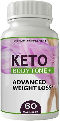$39.95 • Buy Keto Bodytone Plus Advanced Natural Ketogenic Body Tone Weight Loss Pills, BH...