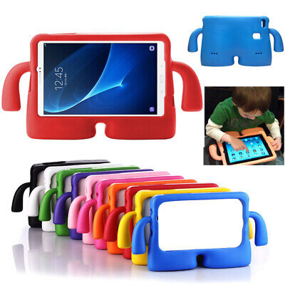 AU22.98 • Buy Kids Shockproof Case For Amazon Kindle Fire HD 8 Samsung Tab A T380 Huawei M3 T3