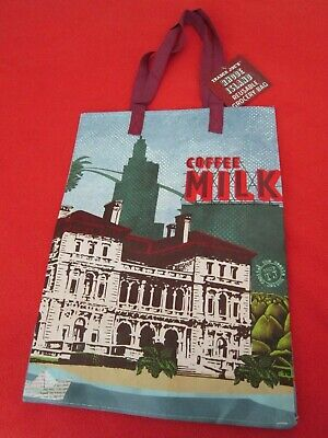 Trader Joes RHODE ISLAND Reusable Shopping Market Grocery ECO Friendly Tote Bag  • 9.79$