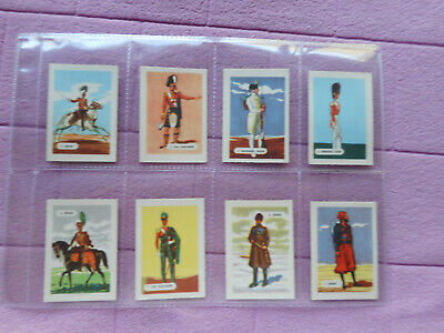 Trade Issue - Kelloggs (2# Series) - Full Set 15 Cards - Uniforms • 9.99£