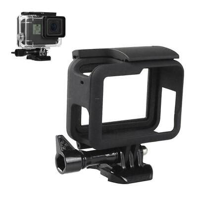 $ CDN5.23 • Buy Frame Mount For GoPro HERO 5 6 7 Camera Protective Case Housing Black Tool Q8A2