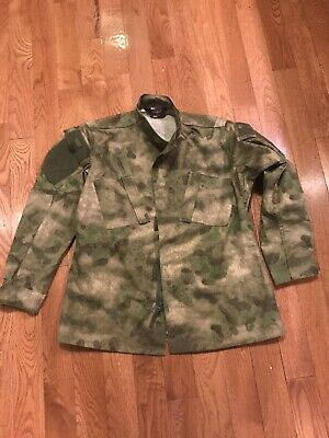 $25 • Buy US Military Camouflage Jacket Mens Size M Tactical Army Field Coat