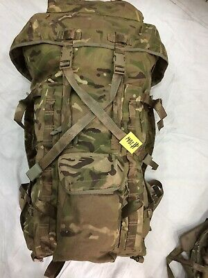 £49.95 • Buy Rucksack/Bergen And Frame, (INF) Long Convoluted Back MTP, IRR Used #1841