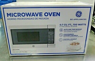 $78.99 • Buy GE JES1072SHSS Microwave Oven 0.7 CU.FT 700 Watts