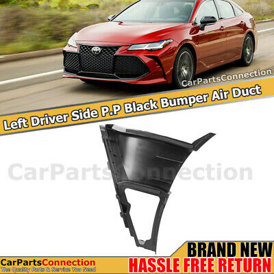 $44.99 • Buy Front Bumper Left Driver Side Air Duct For Toyota Avalon 2019+ Air Vent Piece