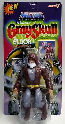 $20.25 • Buy Super 7 Masters Of The Universe MOTU Eldor Vintage 5.5  Figure MOC