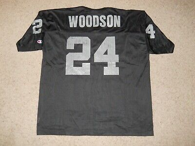 official photos caf13 ed386 charles woodson jersey oakland raiders