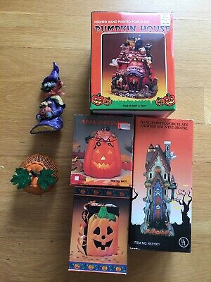 $ CDN12.60 • Buy **New** Halloween Decorations (misc.) Including Two Lights.