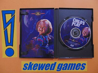 Childs Play - DVD 1999 • 6.89£