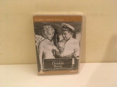 Double Bunk (1961) - Sid James, Ian Carmichael - NEW / SEALED GENUINE UK DVD • 23.99£