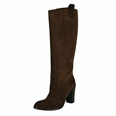 Gucci Women's Suede Leather High Heel Boots Shoes Sz 5.5 6.5 7 9 9.5 10 10.5 11 • 310.45£