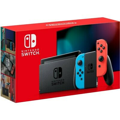 AU449 • Buy Nintendo Switch Console - Neon