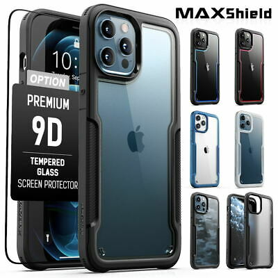 AU14.24 • Buy For IPhone 12 11 Pro XS Max Mini XR 8 7 Plus SE Case Shockproof Clear Slim Cover