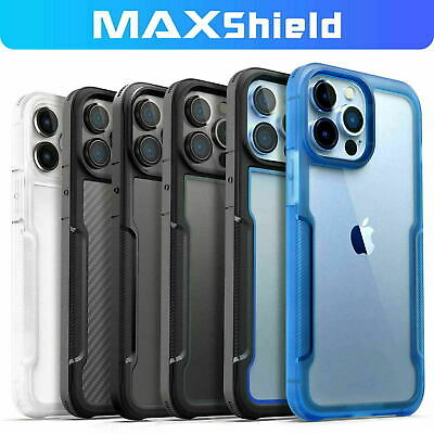 AU13.53 • Buy For IPhone 13 12 11 Pro XS Max Mini XR 8 7 SE Case Shockproof Clear Slim Cover