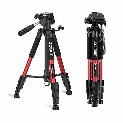 AU32.29 • Buy Zomei Flexible Mini Q111 Professional Aluminum Tripod Panhead For DSLR Camera