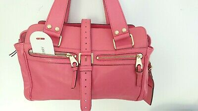 Mulberry Bag Mabel Spacious Soft Spongy Leather Lipstick Pink New With Tags • 375£
