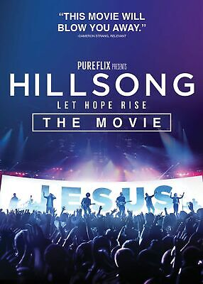 $5 • Buy Hillsong Let Hope Rise DVD  NEW