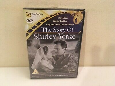 The Story Of Shirley Yorke Dvd 40s British Film Movie Renown Pictures • 9.99£
