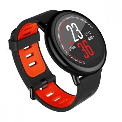 """View Details Xiaomi Amazfit Pace Smart Watch Black 1.34"""" TOUCHSCREEN 4GB Music On The Go  • 66.99£"""
