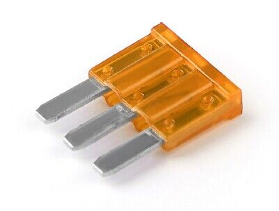 $ CDN6.49 • Buy Micro3 Blade Fuse 5 Amp ATL 5A Fast-Acting Automotive Auto Fuses Pack Of 10