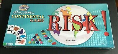 $19.99 • Buy RISK 1959 Continental Game First Edition Classic Reproduction Parker Brothers