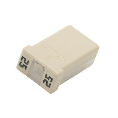 $ CDN9.29 • Buy Mcase Cartridge Fuse 25 Amp Fuses 25A Cars, Trucks, And SUVs Pack Of 5