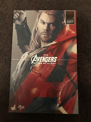 AU700 • Buy 1/6 Scale Hot Toys The Avengers Age Of Ultron Thor Marvel