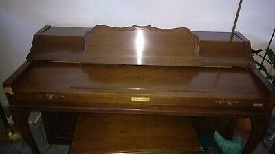 $260 • Buy 1972 Baldwin Acrosonic Upright Piano With Bench