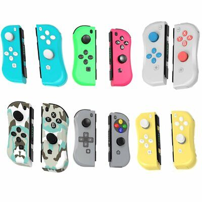 Joy-Con Game Controllers Gamepad Joypad For Nintendo Switch Console Left & Right • 34.30$