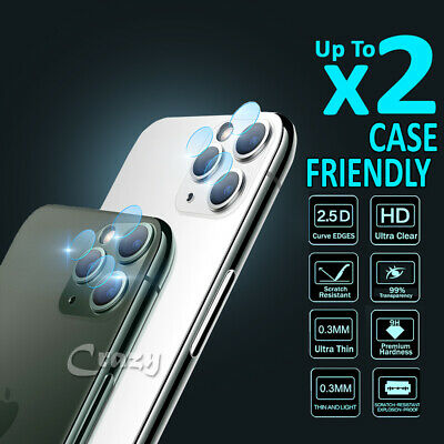 AU3.93 • Buy For Apple IPhone 11 Pro 11 Pro Max Camera Lens Tempered Glass Screen Protector