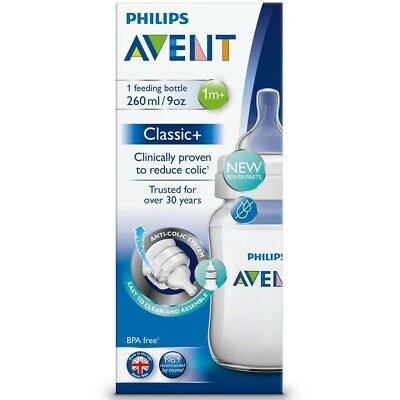 AU11.50 • Buy Philips Avent Classic Feeding Bottle 260mL