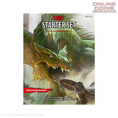 AU24.95 • Buy Dungeons And Dragons Starter Set - Boxed