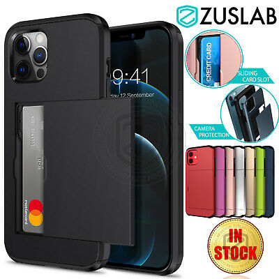 AU7.95 • Buy For Apple IPhone 13 12 11 Pro Max Mini XS XR X 8 7 Plus Case Wallet Card Cover