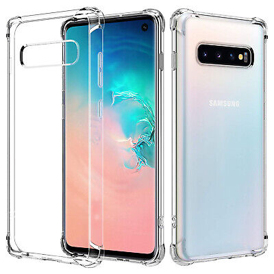 AU4.99 • Buy For Samsung Galaxy S20 S21 S10 S9 S8 Plus Case Clear Heavy Duty Shockproo Cover