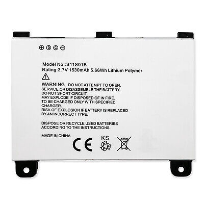 $15.59 • Buy Replacement Battery For S11S01B S11S01A Amazon Kindle 2 D00511 Kindle DX D00801