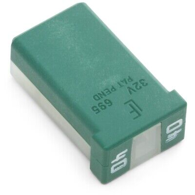 $ CDN9.29 • Buy Mcase Cartridge Fuse 40 Amp Fuses 40A Cars, Trucks, And SUVs Pack Of 5