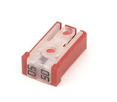 $ CDN9.29 • Buy Mcase Cartridge Fuse 50 Amp Fuses 50A Cars, Trucks, And SUVs Pack Of 5