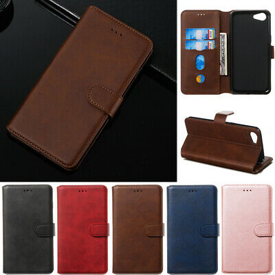 AU10.31 • Buy Classic Wallet Flip Leather Case Cover For OPPO A52 A5 A9 2020 Realme C2 5 Reno2