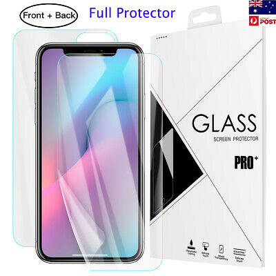 AU21.99 • Buy Screen Protector Front&Back Invisible Film For IPhone 11/11 Pro/11 Pro Max