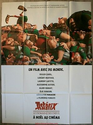 £11.48 • Buy Asterix The Field Of Gods Poster Cinema/Movie To Be Sent Roger Carel