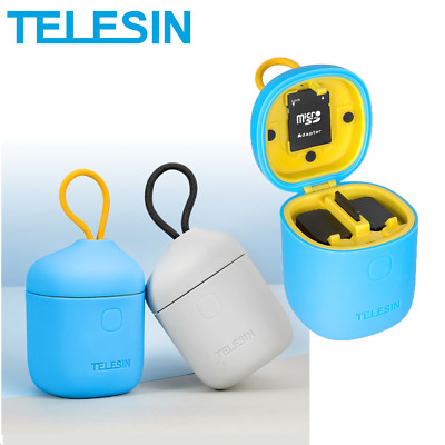 $ CDN31.96 • Buy TELESIN Allinbox Battery Charging Box For Sony Np-fw50 A7r2 A7m2 A7s2 A6000