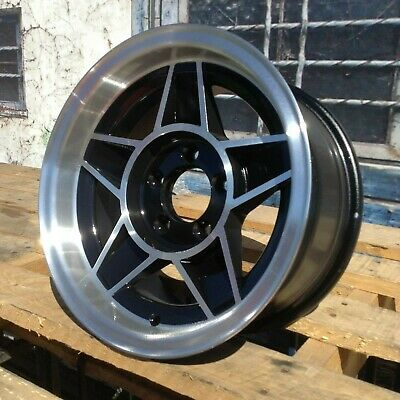 AU440 • Buy 14 Inch Performance Challenger Black And Machined Holden Torana HT
