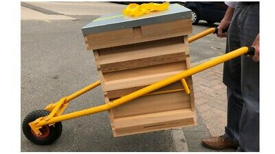 Hive Barrow, Transporter, Moving - National Hives Only Bee Hive FREE P&P • 98.99£