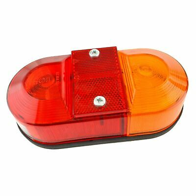 AU46.58 • Buy Horse Box Light Trailer Combination Lamp Reflector Number Plate Rear TR235