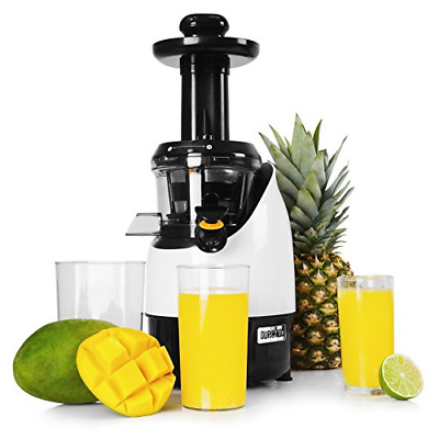 £74.39 • Buy Duronic JE2 Slow Masticating Juicer Cold Press Extractor Fruit And Vegetable