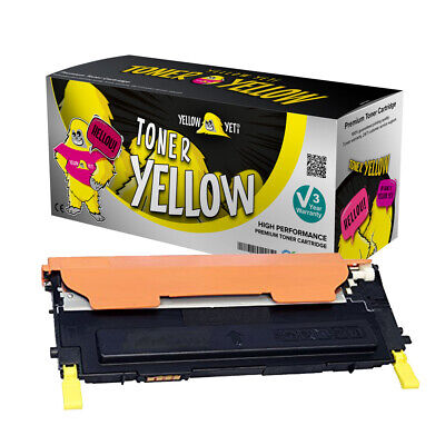 Yellow Toner Cartridge For Samsung CLP310 CLP315 CLX3170FN CLX3175FN CLP315W • 10.99£