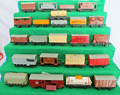 Hornby Dublo 2/3 Rail Various Plastic Sd6 Wagons In Good Condition • 7.50£