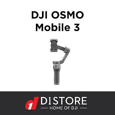 AU149 • Buy DJI OSMO Mobile 3 - Genuine Australian Stock