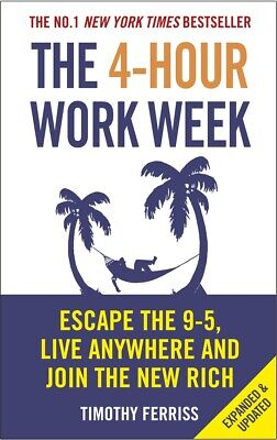 AU32.86 • Buy NEW BOOK The 4-Hour Work Week By Ferriss, Timothy (2011)