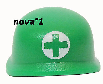 LEGO TOY STORY GREEN ARMY SOLDIER MEDIC  Hat FOR  MINIFIGURE  NEW • 2.98£